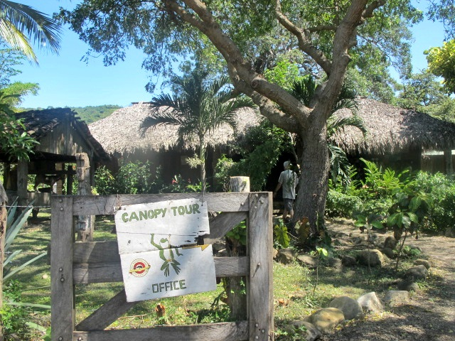 canopy tour and zipline in nicaragua