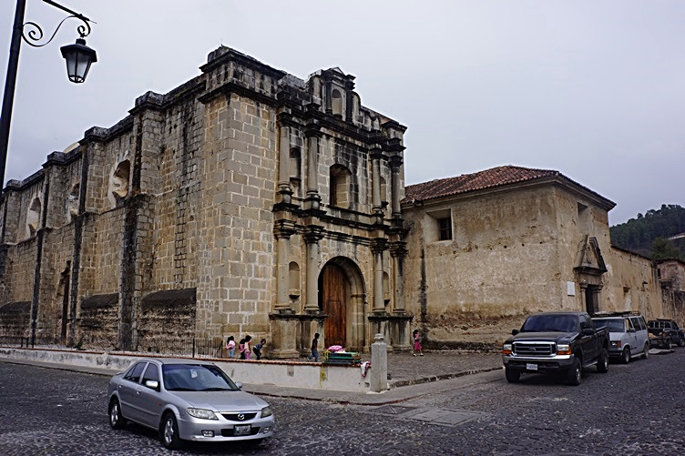 Architecture of Antigua Guatemala