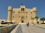 photo of Qaitbay Citadel Alexandria Egypt