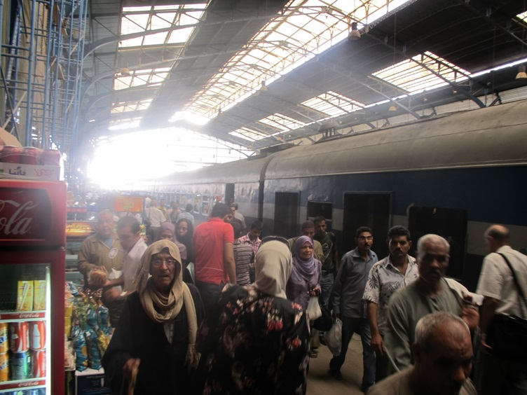 Cairo Train Station