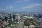 View from 62nd Floor Rooftop Hard Rock Panama