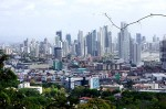 View of Downtown Panama City from Ancon Hill