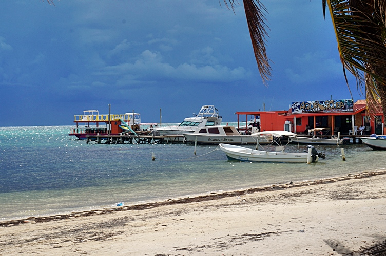 Waterfront Belize